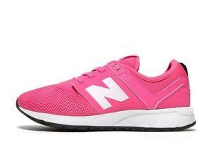 New Balance Girls 247 Trainers  ((UK 5 / EU 38)