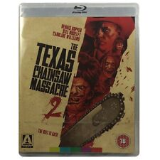 The Texas Chainsaw Massacre 2 Blu Ray Region B