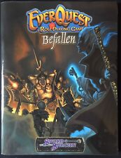 Everquest-Sword & Sorcery acontecido-D&D Juego de Rol de Fantasía 3e White Wolf