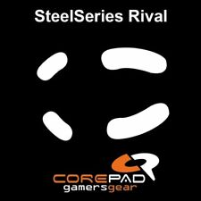 Corepad Skatez SteelSeries Rival 300 Replacement Teflon® mouse feet Hyperglides