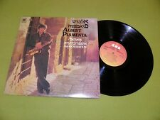 Albert Piamenta (Jazz Work Shop) Great Oriental Iraq Turkish Greek Israel LP EX