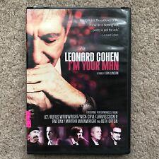 Leonard Cohen I'm Your Man [DVD] USED!