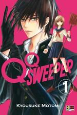 QQ SWEEPER volumi 1-2-3 [di 3] ed. flashbook manga completa