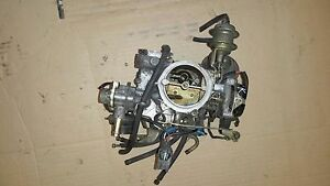 Toyota corolla KE30/35 4K 5K carburetor 1968-1978 model