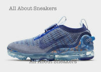 Nike Air VaporMax 2020 Flyknit Stone Blue Men's Trainers Limited Stock All Sizes