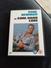 PAUL NEWMAN - COOL HAND LUKE R2 UK DVD (VGC)
