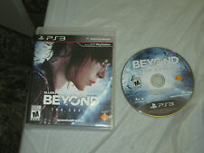 Beyond: Two Souls (PlayStation 3, PS3) with box