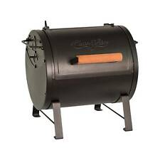 Char-Griller Table Top Charcoal Grill & Side Fire Box