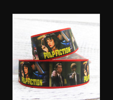 Pulp Fiction ribbon 1m long 1' wide