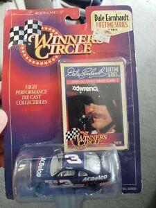 WINNER'S CIRCLE DALE EARNHARDT LIFETIME SERIES 1996 AC Delco Monte Carlo 2 of 12