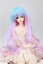 "Lovely Long Curly Wig For Female Lolita 1/3 24""/60CM BJD SD LUTS AOD DK DZ DOLL"