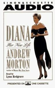 Diana : Her New Life by Andrew Morton 1994, Cassette, Abridged