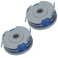 Double Auto Feed Twin Line & Spool for RYOBI Trimmer Strimmer x 2
