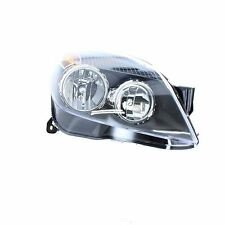 Vauxhall Astra H Mk5 Estate 2004-6/2007 Black Headlight Lamp Drivers Side O/S