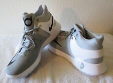 NEW Nike KD Trey 5 IV Mens Basketball Shoes 18 Wolf Grey/White/Black MSRP$115