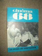 CINEMA 123 (2/68) ALAIN DELON WARREN BEATTY MARIANNE FAITHFULL JACK CARDIFF