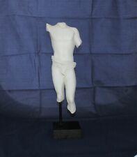 "TMS 2005 Vitruvian Collection Man In Cloth 18"" Tall Art Sculpture Home Décor"