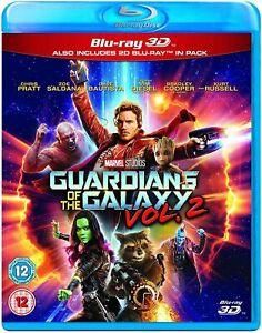 Guardians of the Galaxy. Vol 2 3D (3D Blu-ray + Blu-ray)