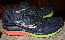 Saucony Guide 9 Men's Sneakers Size 12M Gray/Orange