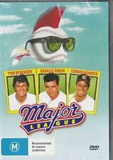 MAJOR LEAGUE (1989 Charlie Sheen)   - DVD - UK Compatible