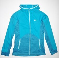 New Under Armour Womens Abney Fleece Full Zip Hoodie Jacket Small