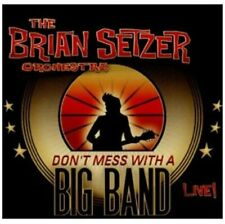 Brian Setzer Orchestra, the - Don't Mess With a Big Band - Live 2CD NEU OVP