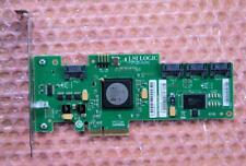 LSI Logic SAS3041E 4-Port 3Gbp/s RAID Controller SAS SATA PCI-e x4