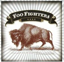 FREE US SHIP. on ANY 2+ CDs! ~Used,Good CD : Foo Fighters 4 Stars