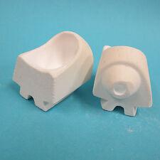 Gußtiegel Ceramic Crucible for Reitel Gießmaschinen