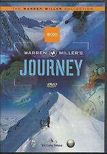 WARREN MILLER'S JOURNEY DVD WINTER SPORTS / SKIING
