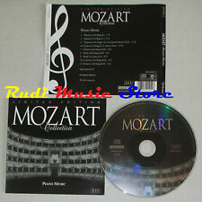 CD MOZART Collection PIANO MUSIC Limited edition GIAMPAOLO MUNTONI lp mc dvd vhs