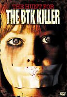 The Hunt For The BTK Killer (DVD) DISC & ARTWORK ONLY NO CASE UNUSED CONDITION