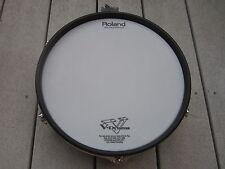 """Roland PD-125 BK 12"""" Mesh Head V Drum PD125 - EXCELLENT"""
