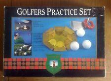"Scottish Golf Collection ""Golfers Practice Set"" (Sg115)"