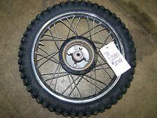suzuki ds80 ds 80 complete front wheel tire rim 94 96 97 98 99 78 79 1978 1979
