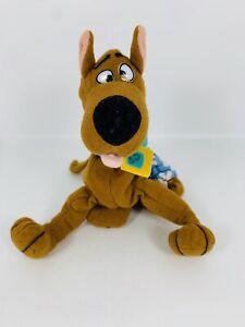 """VTG Scooby Doo Beanbag Plush W/Hawaiian Shorts Cartoon Network Play By Play 5"""""""