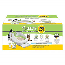 Purina Tidy Cats Breeze Cat Litter Box System Open System