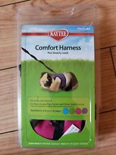 KayTee Comfort Harness & Stretchy Leash Medium New!