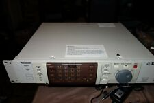 Panasonic WJ-HD500A Digital Disk Recorder 16 CH DVR Video Record Camera Security