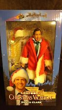 NATIONAL LAMPOONS CHRISTMAS VACATION SANTA CLARK GRISWOLD FIGURE NECA DOLL