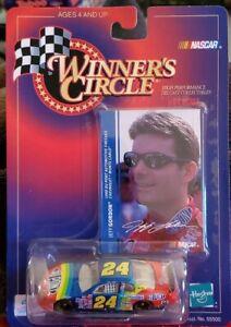 1999 Jeff Gordon Dupont 1/64 Winners Circle Nascar Diecast