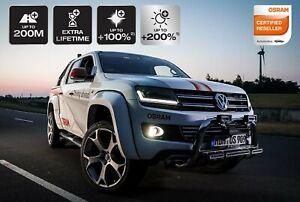 OSRAM LEDriving® Scheinwerfer für VW Amarok Black Edition Plug & Play