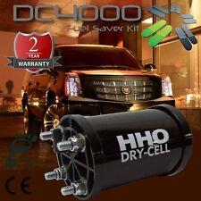 Kit HHO Idrogeno DC 4000 con 43 piastre in acciaio inossidabile  3400 a 4400 cc