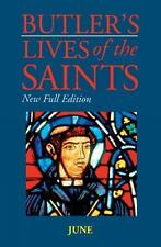 Butler's Lives of the Saints: June-ExLibrary