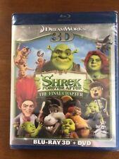Shrek Forever After (Blu-ray/Dvd, 2011, 2-Disc Set, 3D)