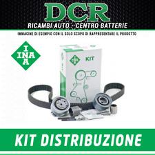 Pompa acqua + Kit distribuzione INA 530017131 VW GOLF VI (5K1) 1.6 102CV 75KW