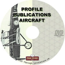 Profile Publications ~ Over 400 Historical Military Magazines~ on 5 DVD's