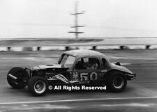 Dennis Giroux at Langhorne Speedway Photo