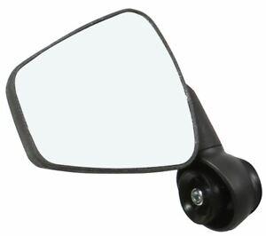 Zefal Doobak II Bar End Mirror Fully Adjustable Unbreakable Chrome - 76 g