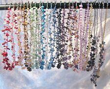 Modeschmuck-Halsketten & -Anhänger aus Edelstein und Edelstahl für Damen